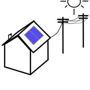 Kits solares conectados a la red